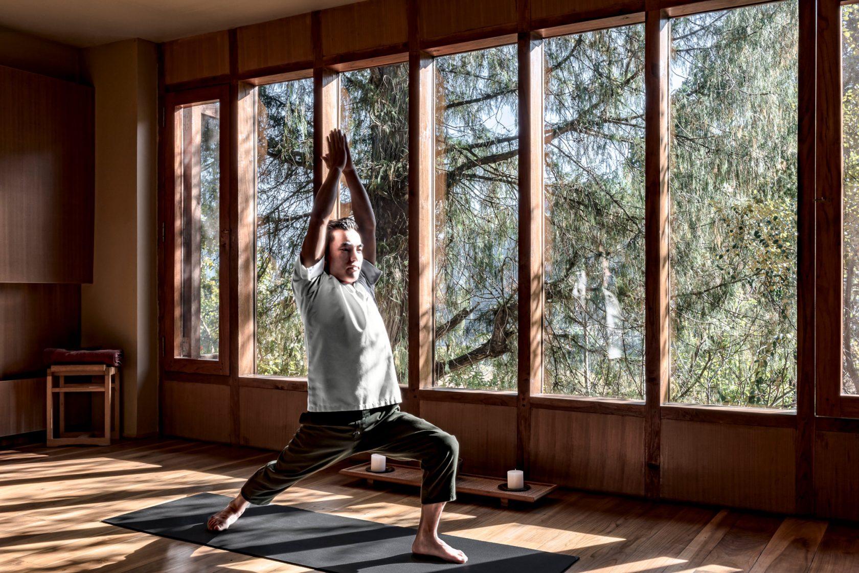 Amankora Punakha, Bhutan – Yoga