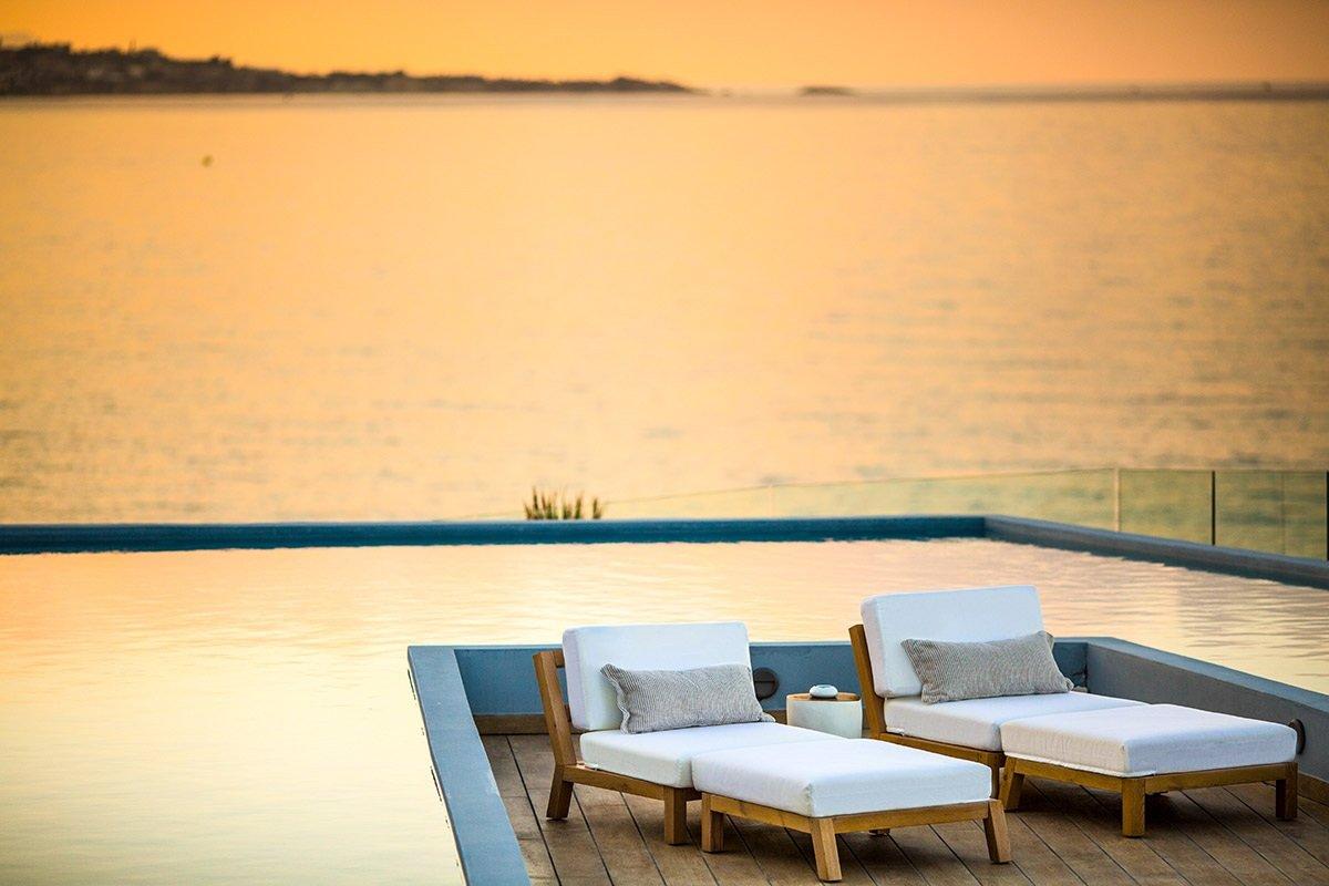 Abaton Island Resort Kreta – Entspannt den Tag beenden