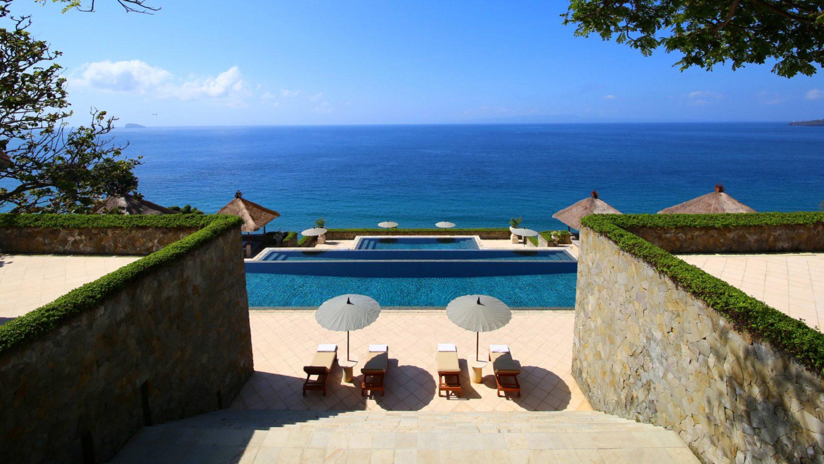 Amankila Bali – Panoramablick