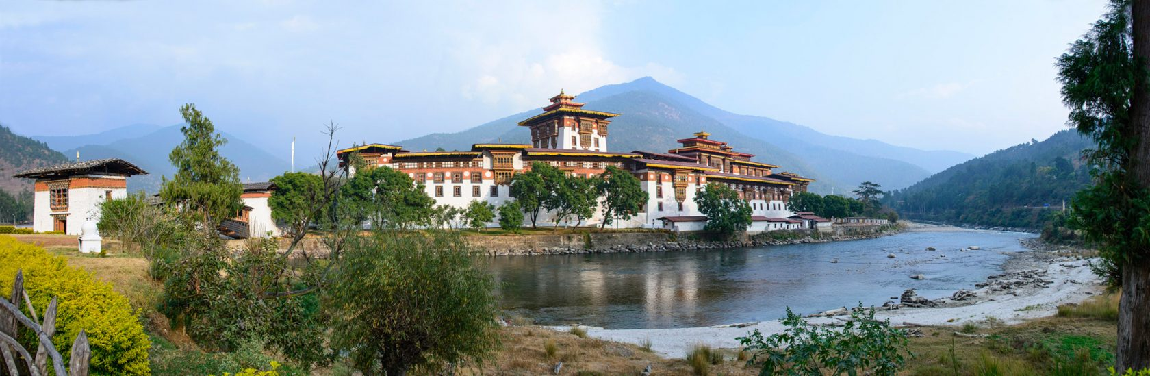 Amankora Punakha, Bhutan – Dzong Paro