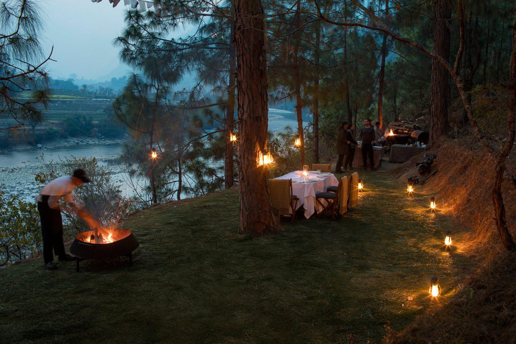 Amankora Punakha, Bhutan – Privates Dinner