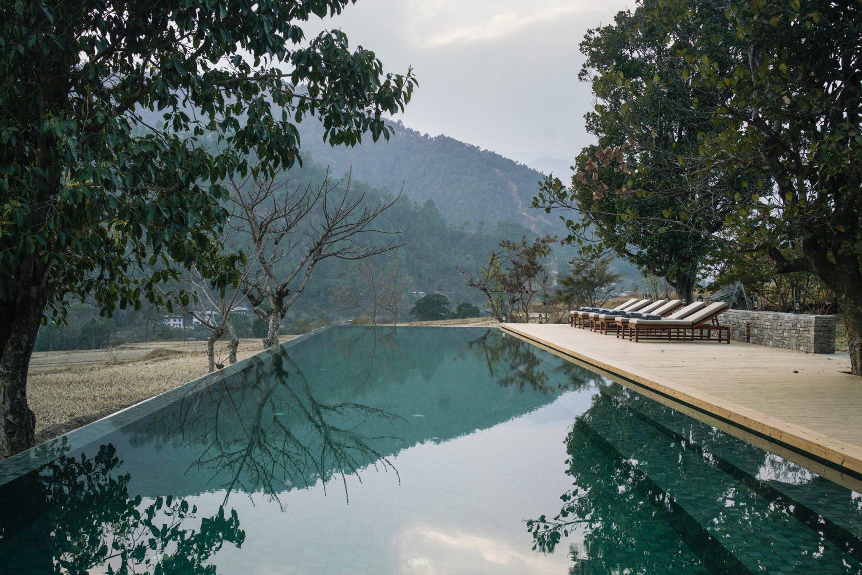 Amankora Punakha, Bhutan – Pool