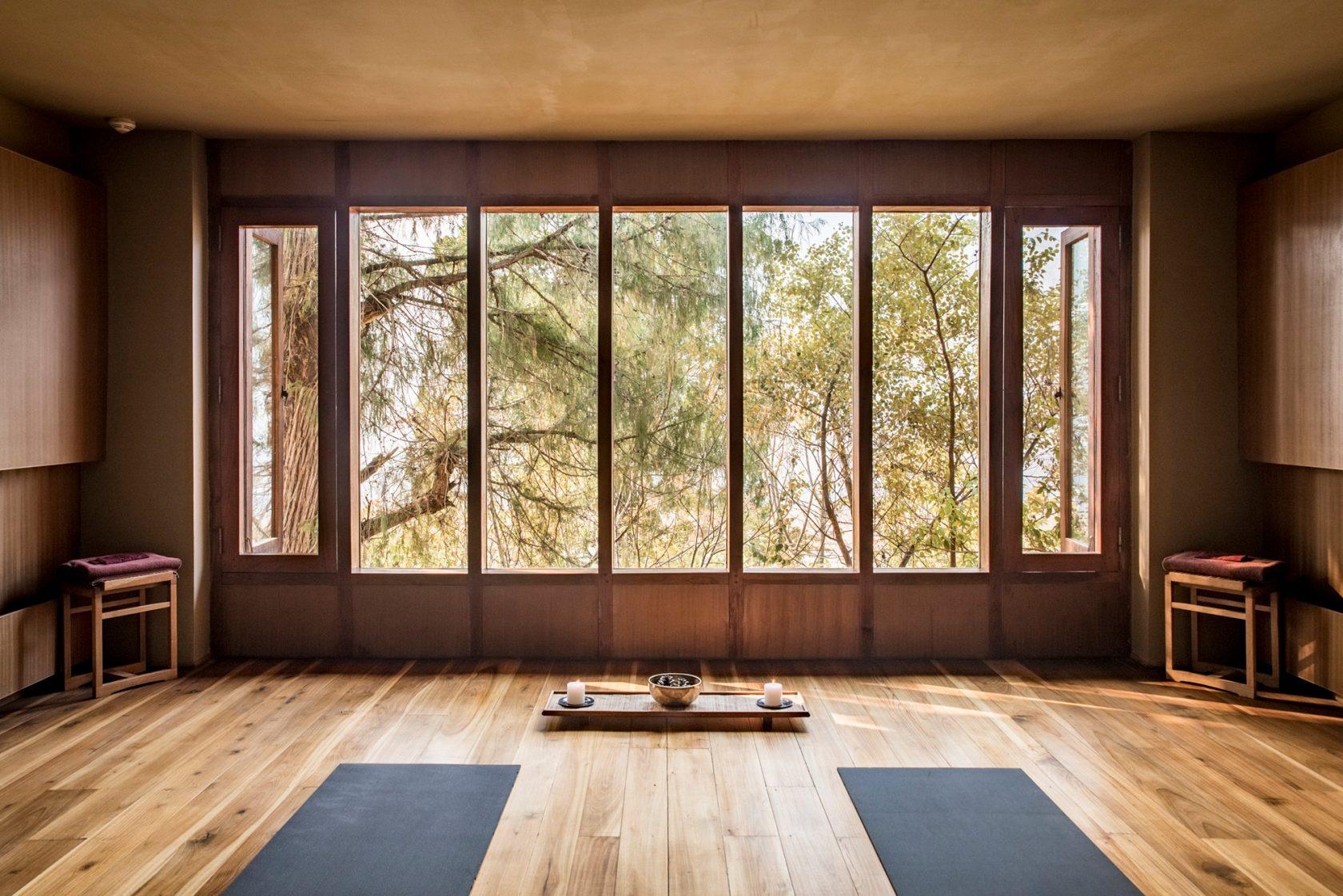 Amankora Punakha, Bhutan – Yogastudio