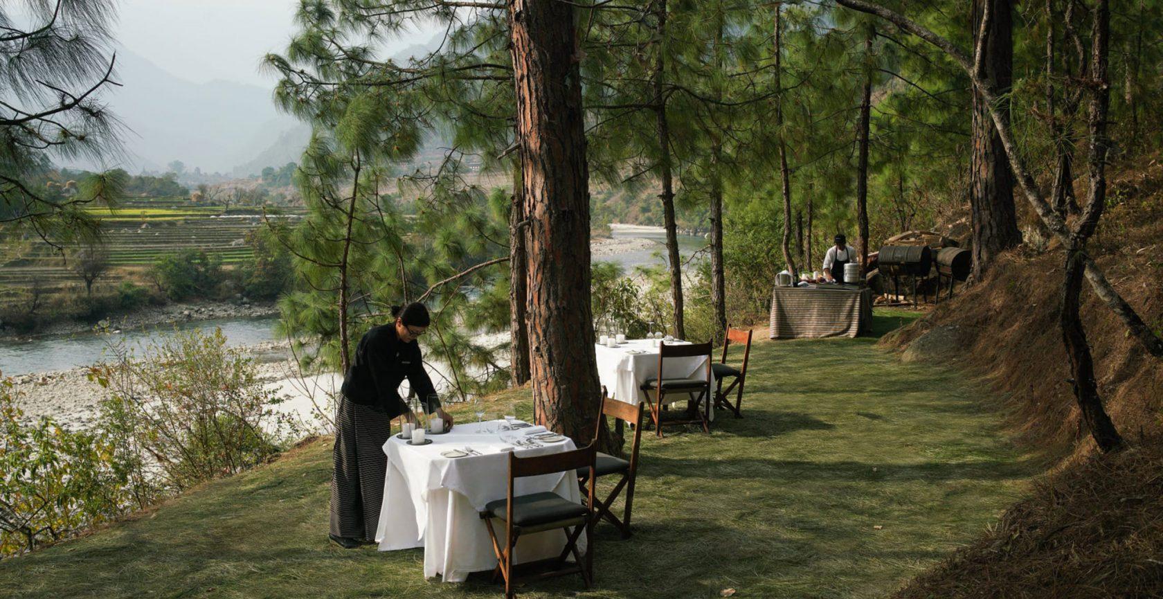 Amankora Punakha, Bhutan – Kulinarisches Erlebnis
