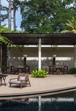 Amansara Siem Reap – Main Pool