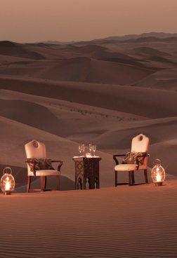 Anantara Qasr al Sarab, Abu Dhabi – Destination Dining