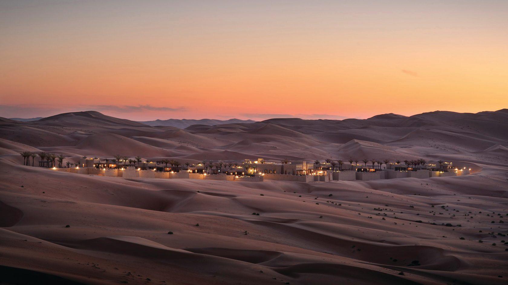 Anantara Qasr al Sarab, Abu Dhabi – Star Wars Feeling