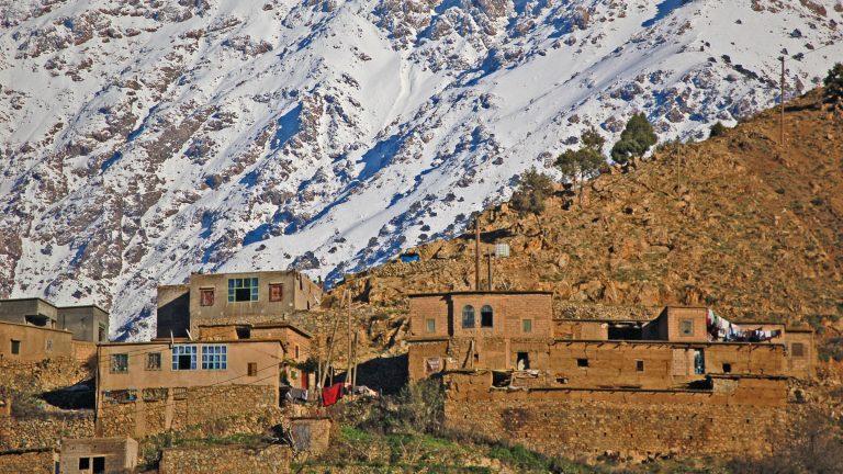Bucketlist Nordafrika: Berberdörfer im Atlasgebirge, Marokko