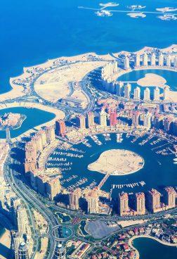 Bucketlist Qatar: Food-Tour und Bootsfahrt durch The Pearl, Doha