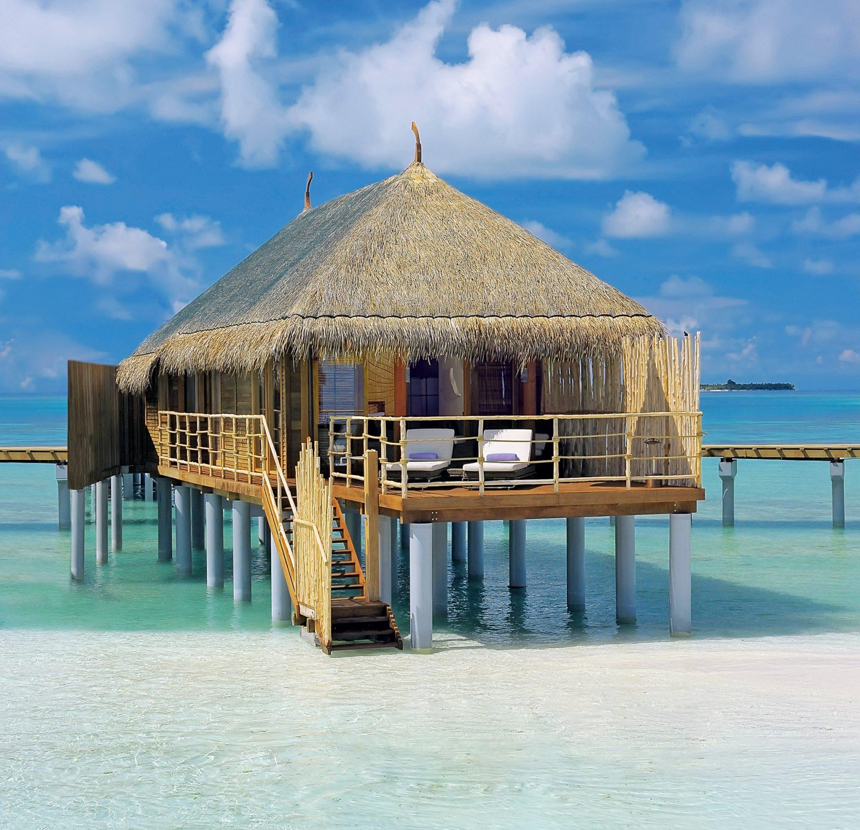 Constance Moofushi Maldives, Luxusresort Malediven – Watervilla