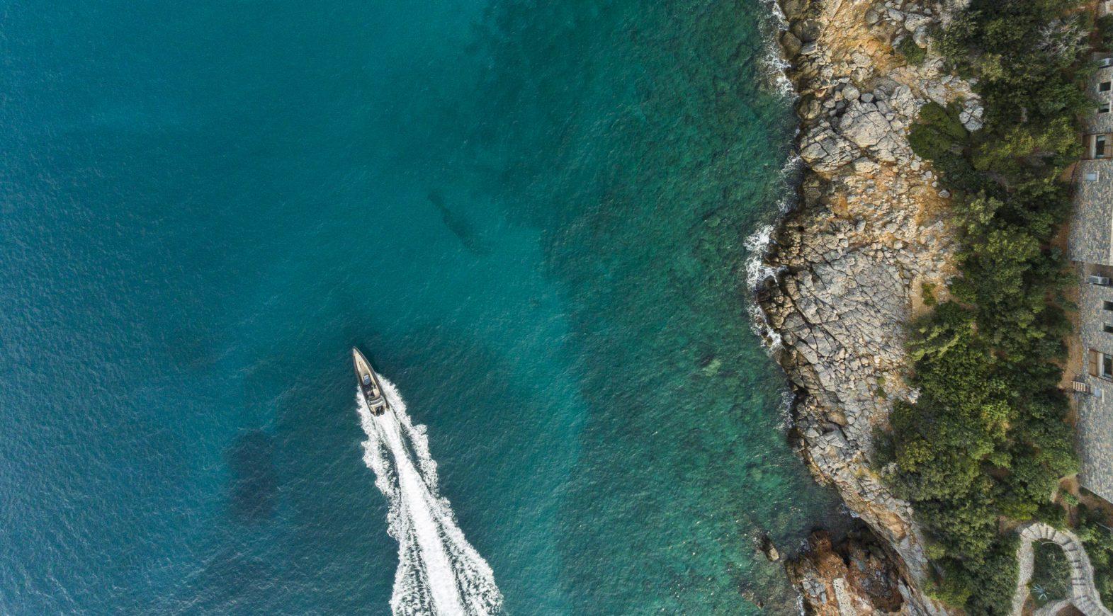 Daios Cove Luxury Resort & Villas, Kreta - Rib boat