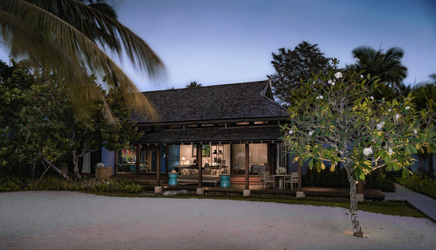 Four Seasons Langkawi – Beach Villa