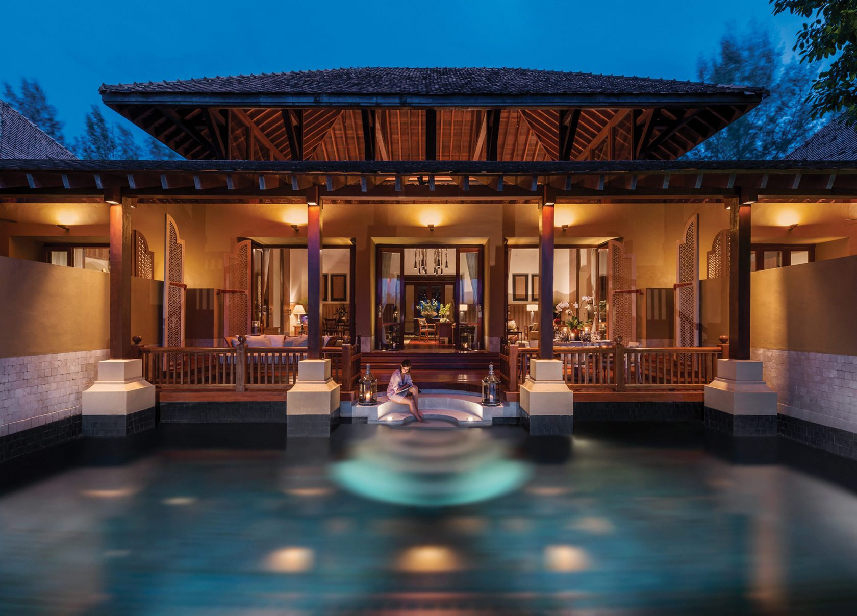 Four Seasons Langkawi – Family Garden Villa