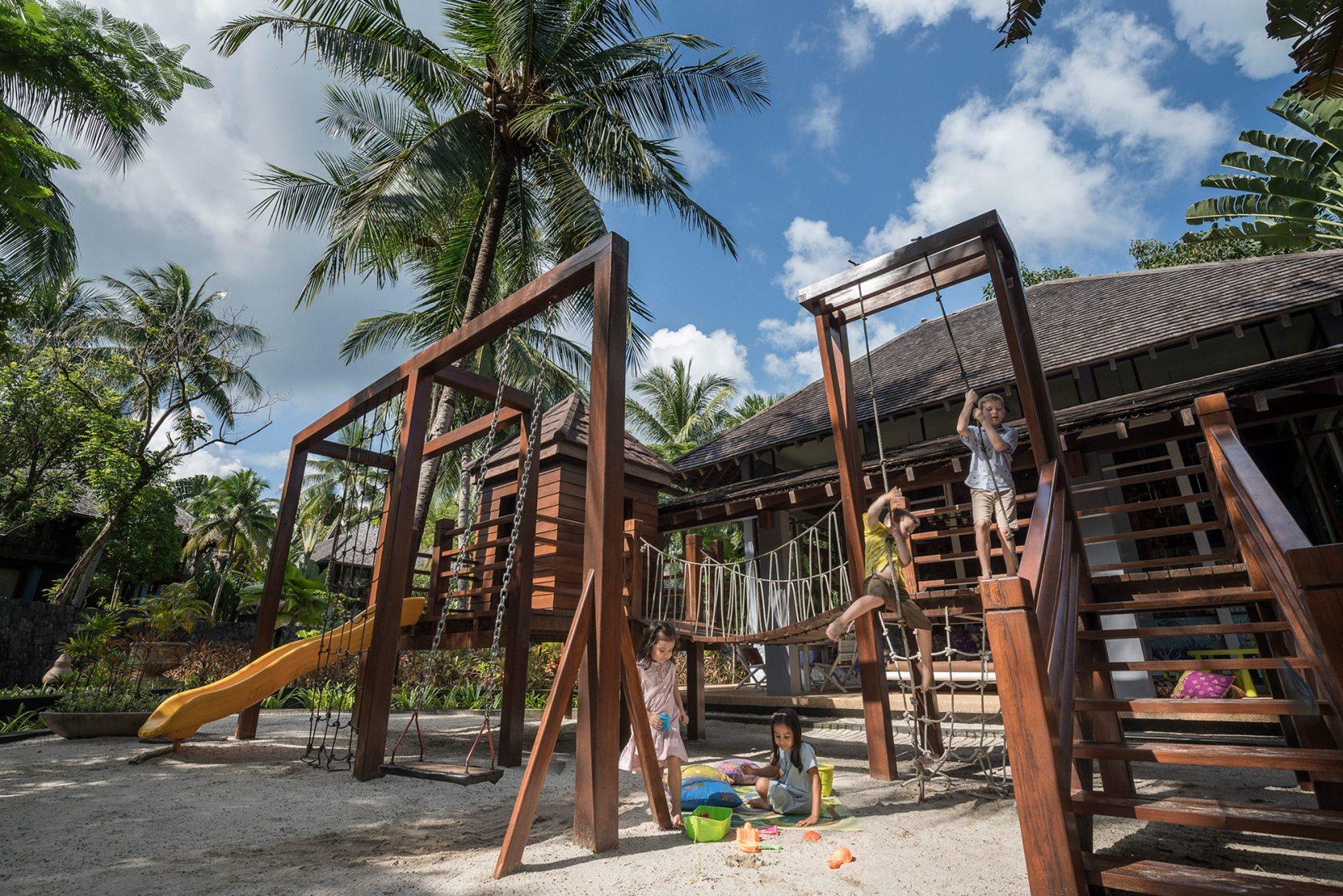 Four Seasons Langkawi – Spielplatz