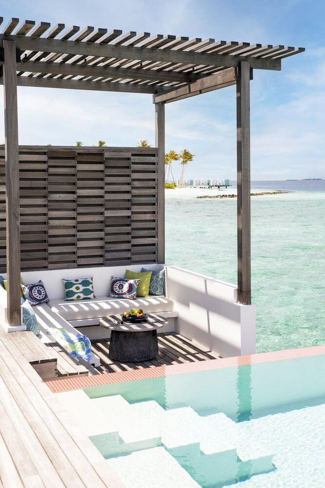 Jumeirah Maldives Private Pool