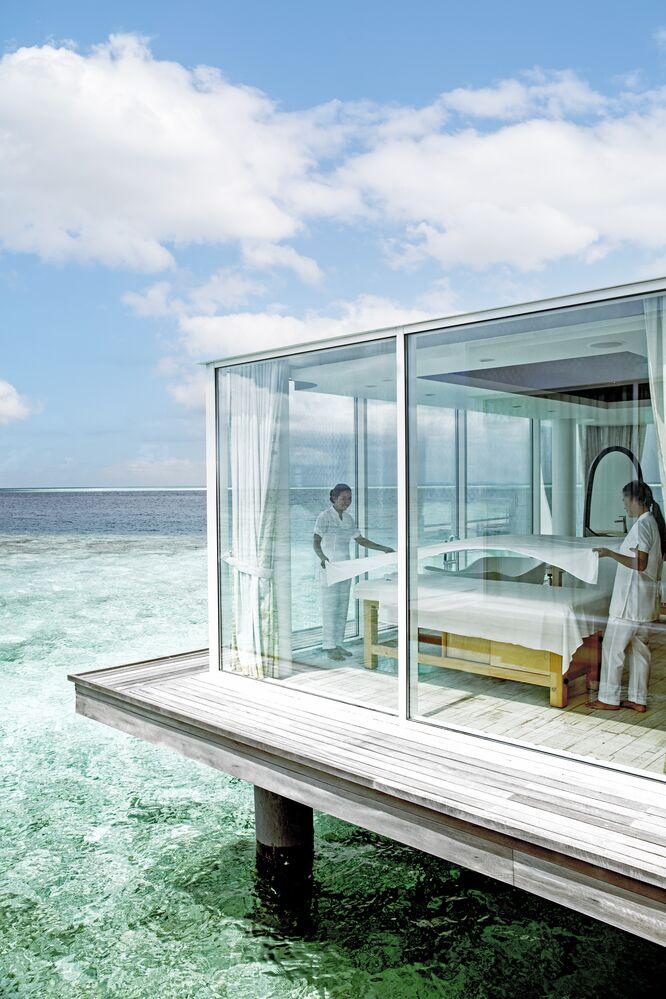 Jumeirah Maldives Talise Spa