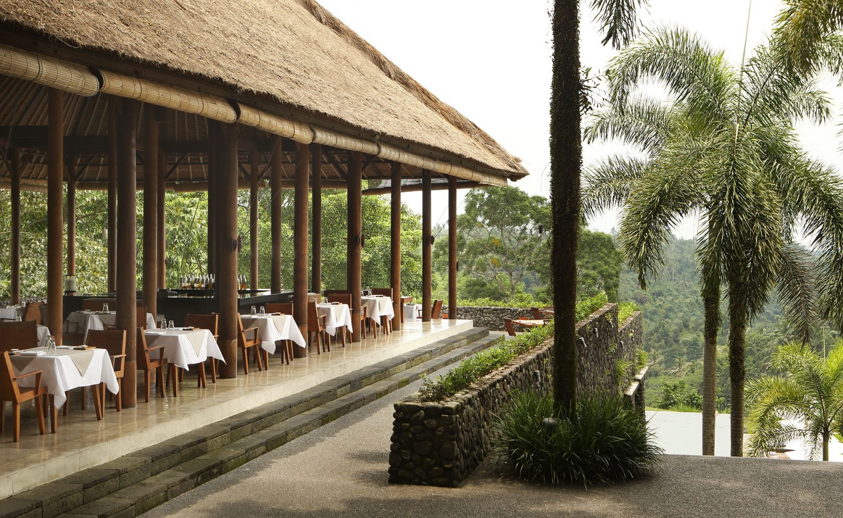 Alila Ubud Bali – Plantation Restaurant