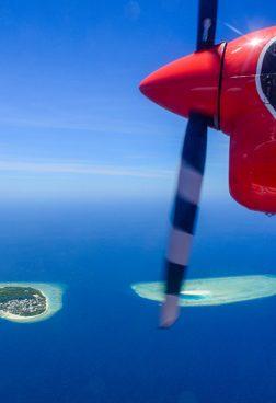 One&Only Reethi Raa – Private Tour mit dem Wasserflugzeug