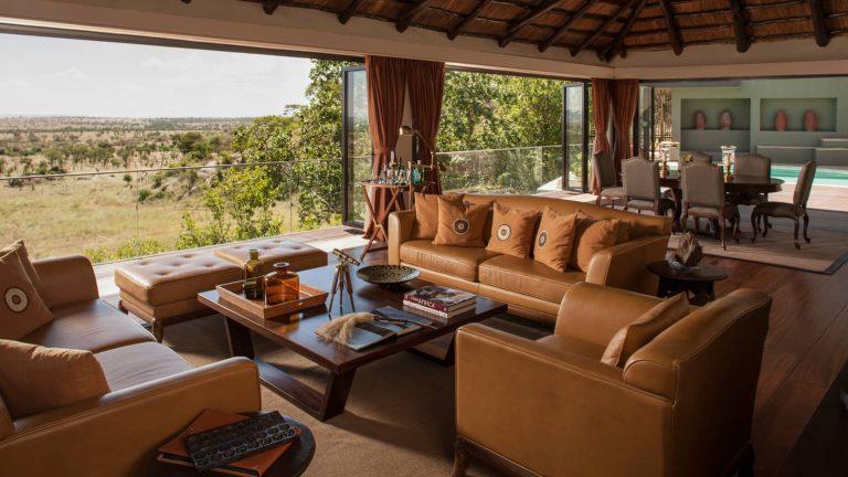 Luxuslodges Four Seasons Serengeti