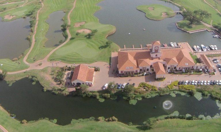 Luxushotel Südafrika: Lake Victoria Resort