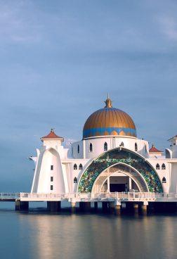 Privatreise, Golfreise Malaysia/ Langkawi: Malacca Moschee