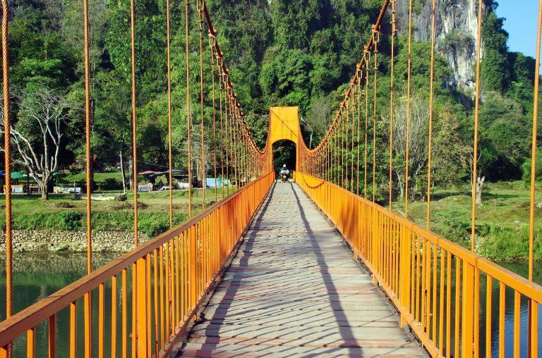 Privatreise, private Rundreise Laos: Vang Vieng
