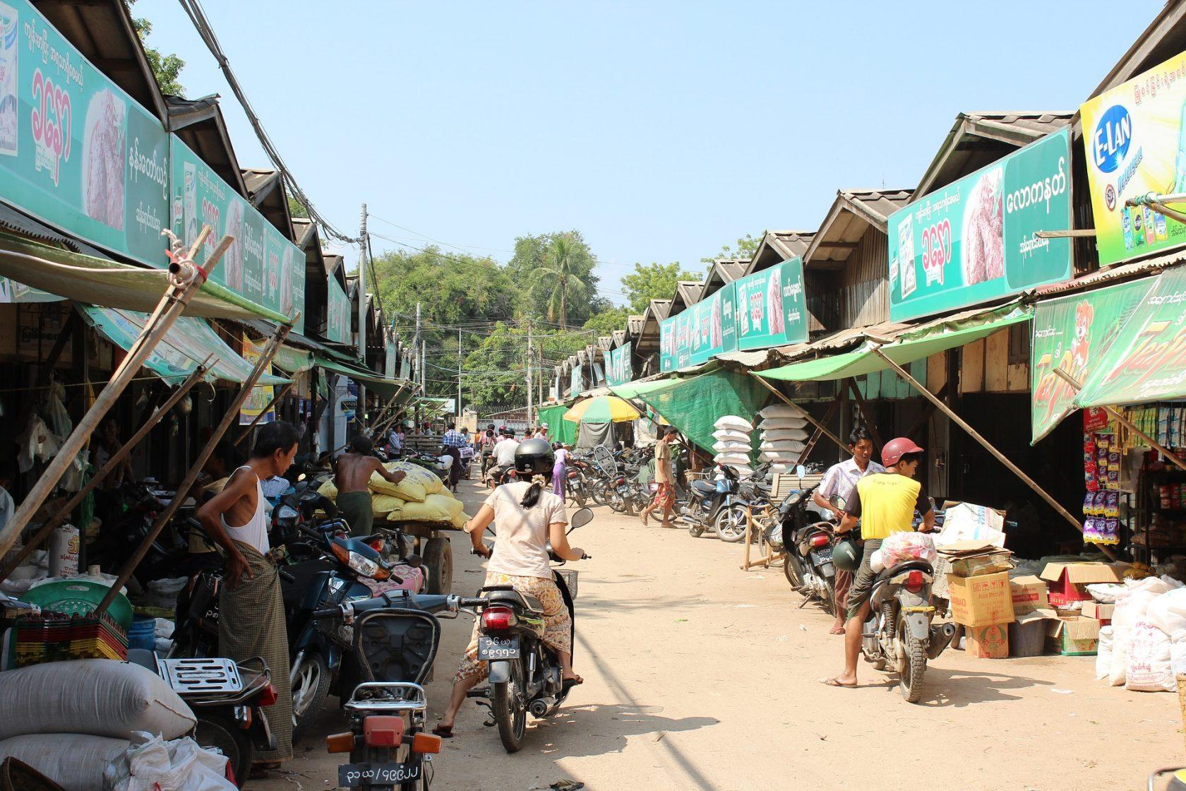 Privatreise, private Rundreise Myanmar: Bagan City