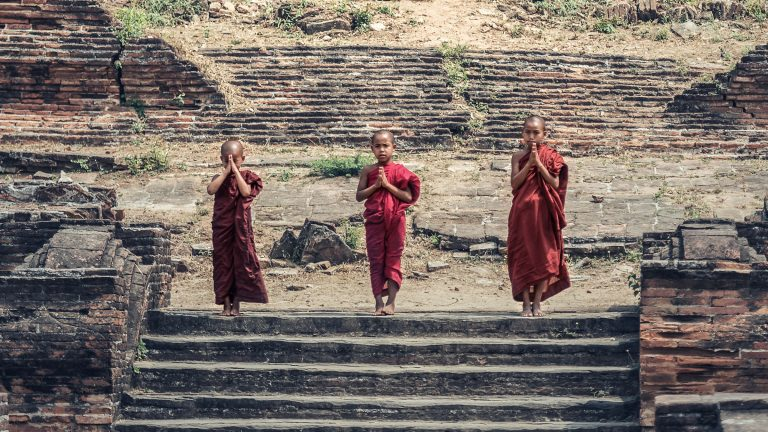 Privatreise, private Rundreise Myanmar: Bagan