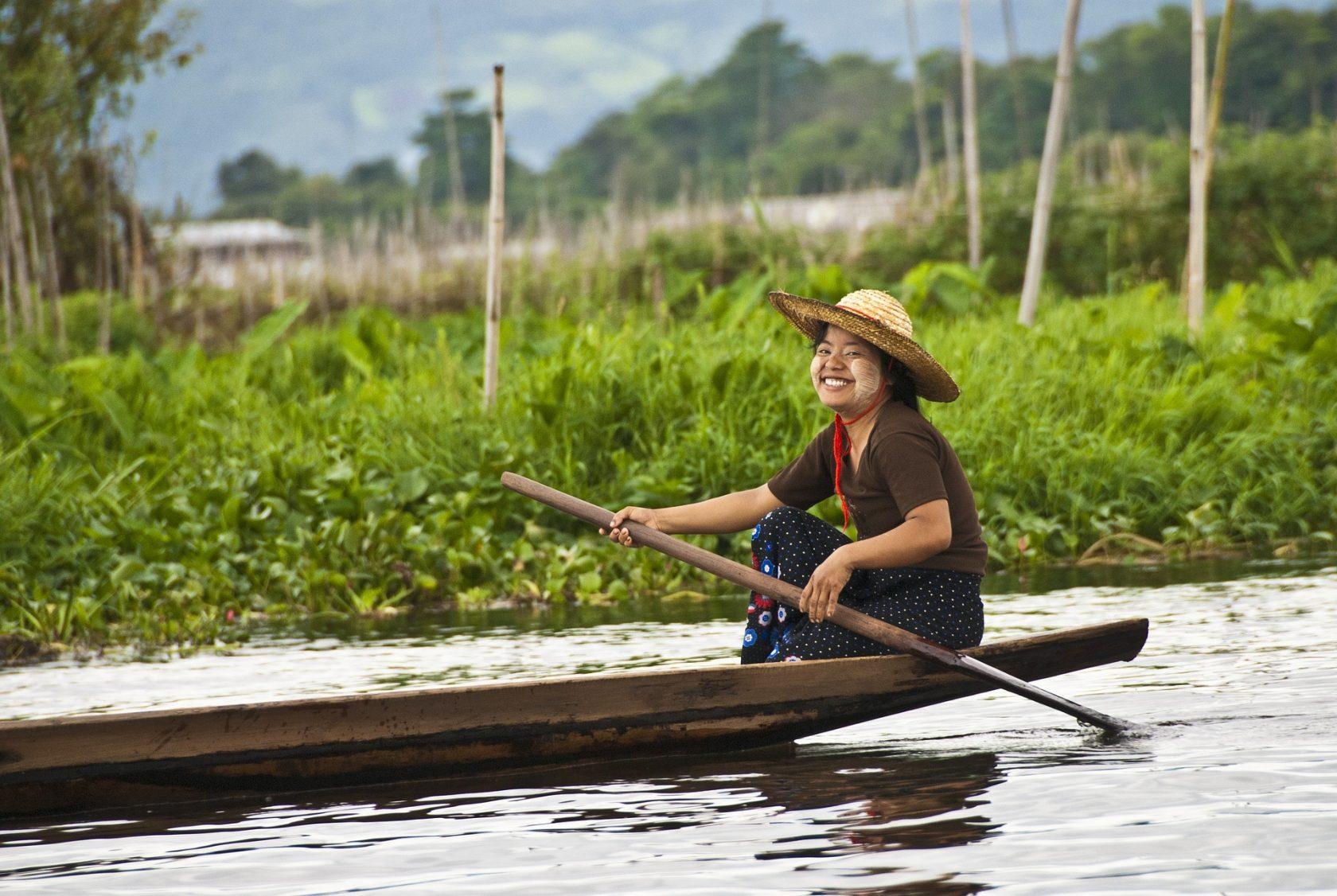 Privatreise, private Rundreise Myanmar: Mekong