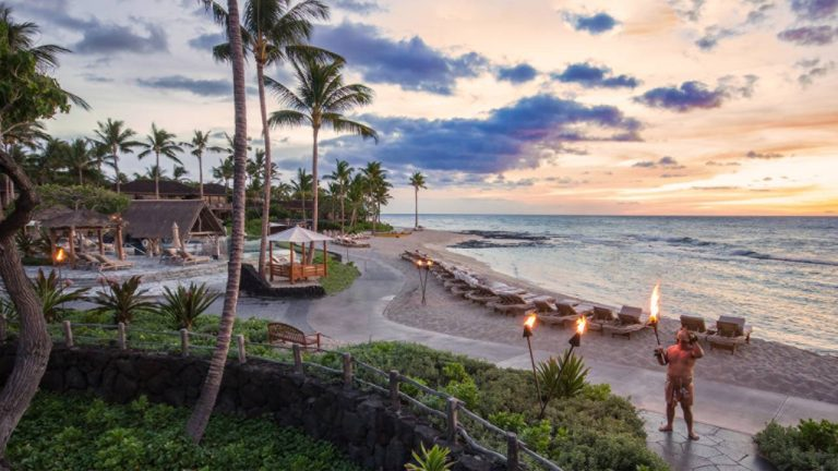 Four Seasons Hawaii