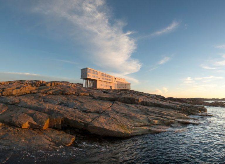 Luxushotel Neufundland – Fogo Island Inn