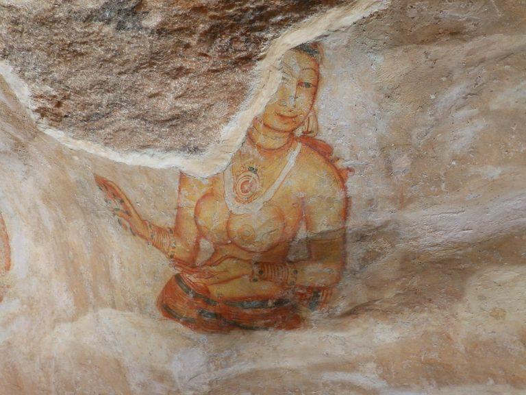 Rundreise, Privatreise Sri Lanka – Höhlenmalerei