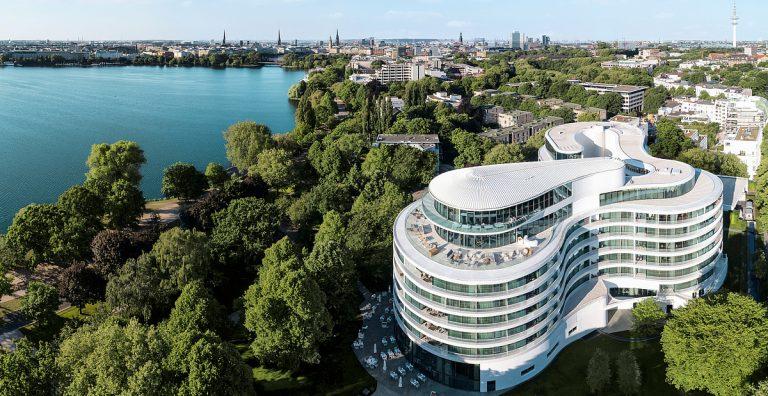 Luxushotel Hamburg – The Fontanay