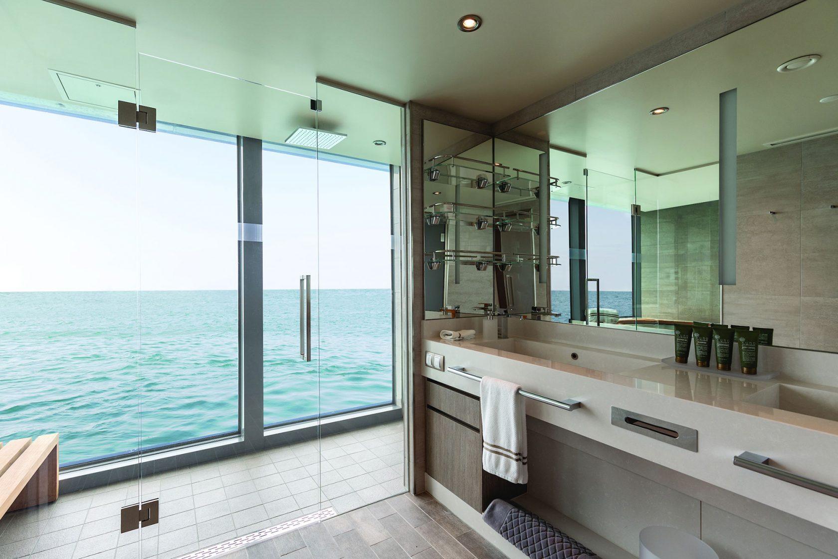 Silver Origin Grand Suite Badezimmer