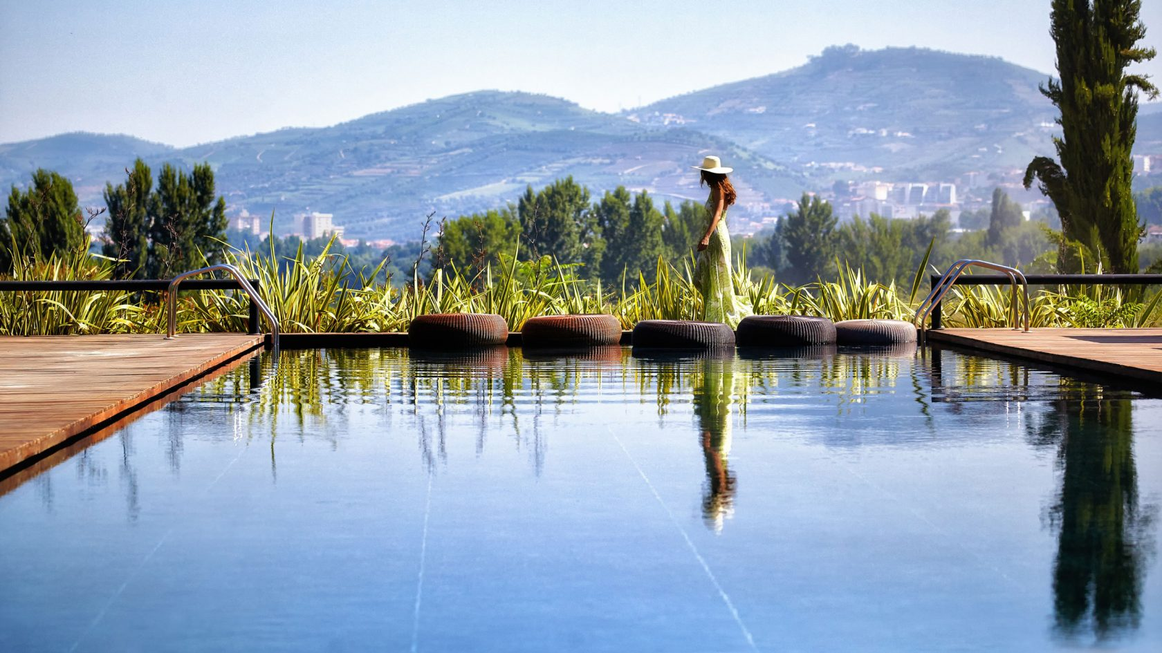 Six Senses Douro Valley, Portugal – Ausblick