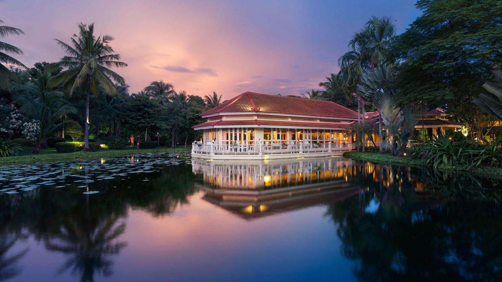 Sofitel Angkor Phokeethra Golf and Spa Resort, Siem Reap / Kambodscha