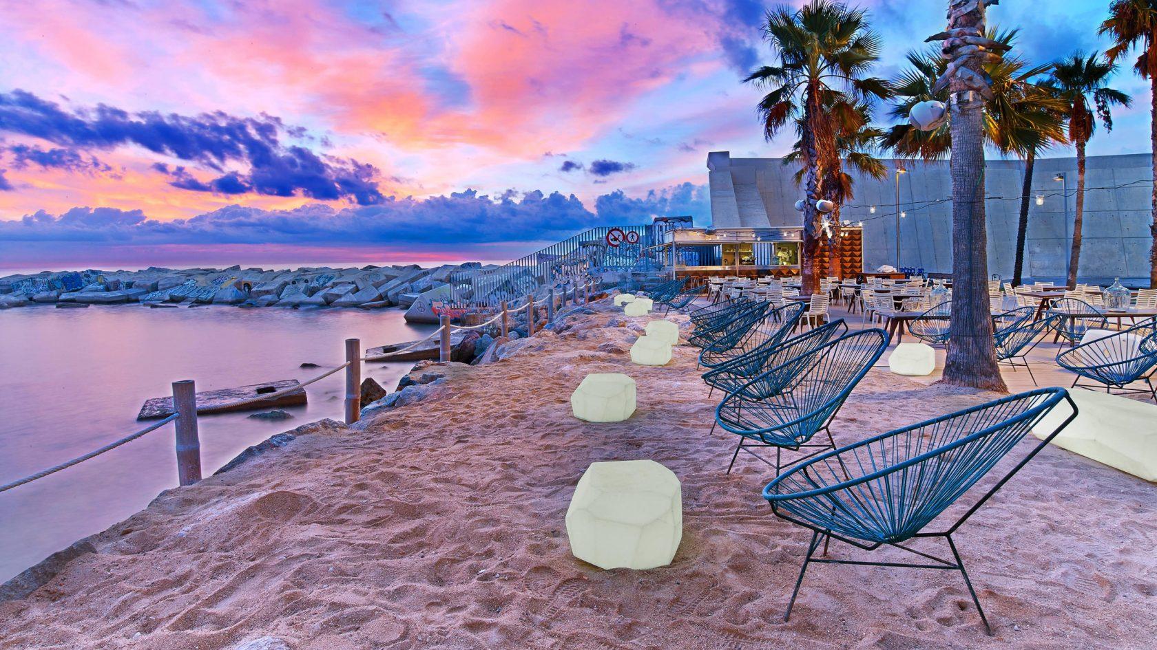 W Hotel Barcelona, Spain - Salt Beach